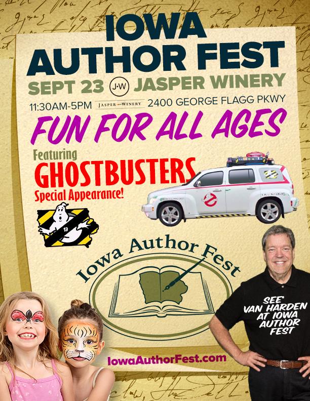 Iowa Author Fest 792x612