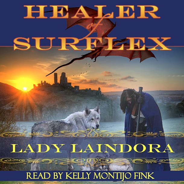 ACX Healer book cover